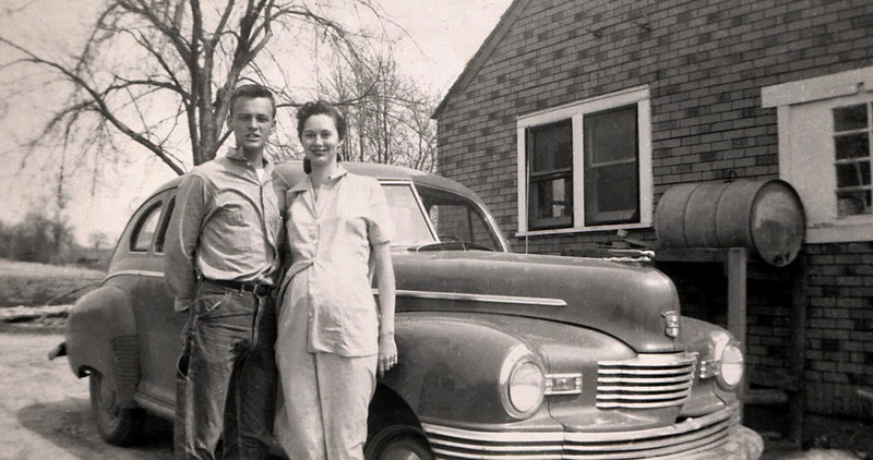 Wright Family - Before 1959