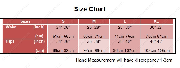 size chart shoppingqueensss