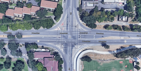 Covell Intersections