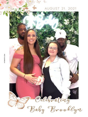 Brittany's Baby Shower