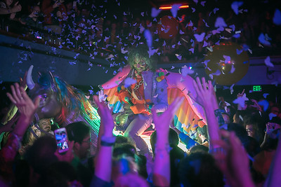 The Flaming Lips at Roseland Theater 5.12.17
