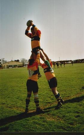 Cork Tour 2003