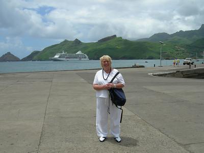 Nuku Hiva, Marquesas (1/17/2006)