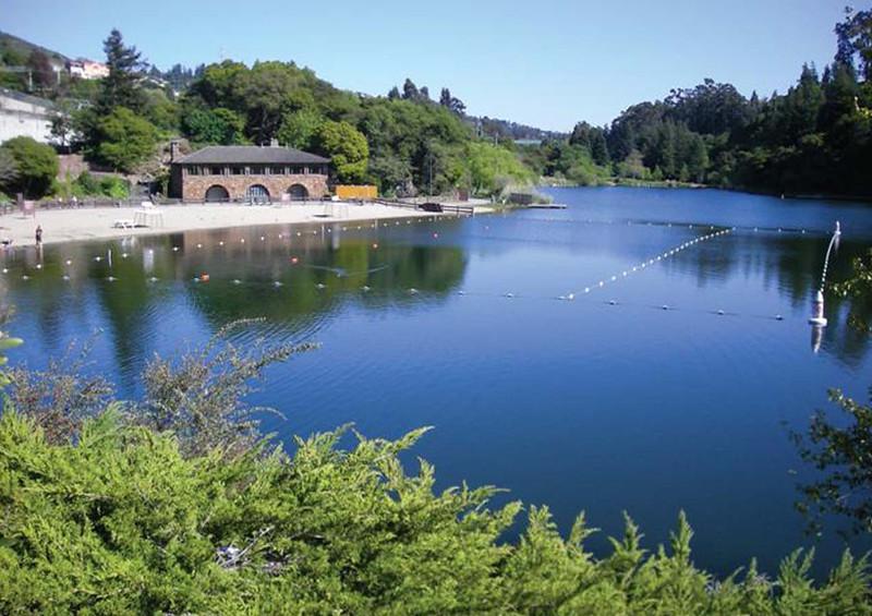 Lake Temescal Recreation Area