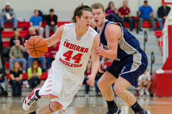 12/8/12 Men's Basketball vs. Shawnee State