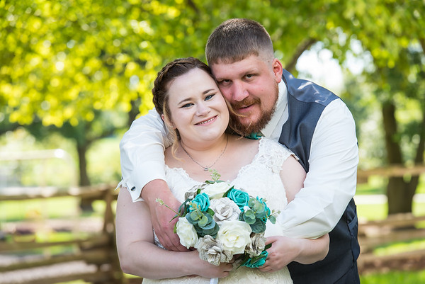 Brittany & Dalton: Married