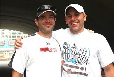 TriSport Media Half Marathon - June 22, 2008