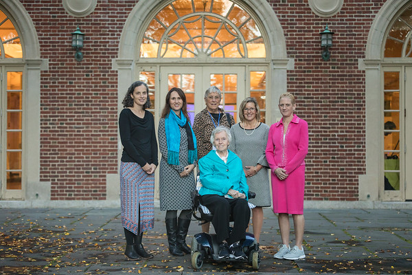 Wellesley College Hall of Fame 2018