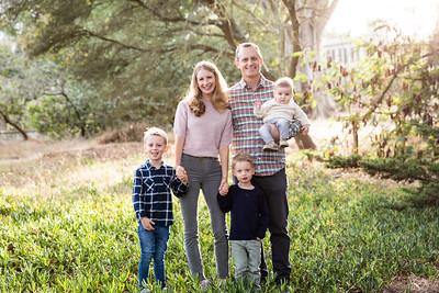 Draper Family 2018