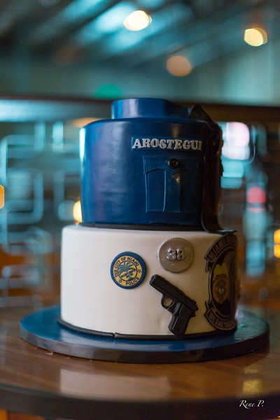Andy Arostegui's retirement party 4-20-16