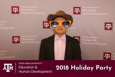 2018 CEHD Holiday Party