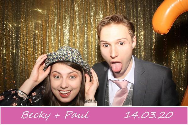 Becky + Paul