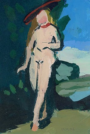 Ken Kewley after Cranach