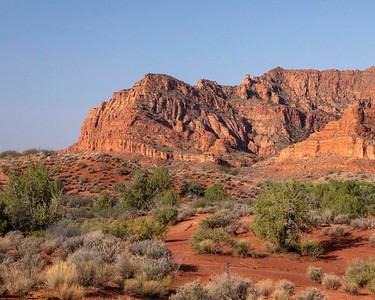 Red Cliffs, Utah