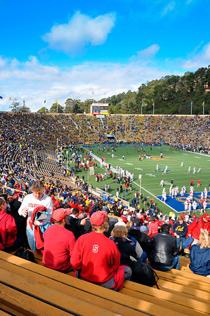 The Big Game-Cal vs Stanford 2010