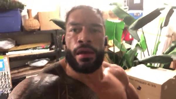 Roman Reigns - Screencaps / personal Promo Video  for Clash