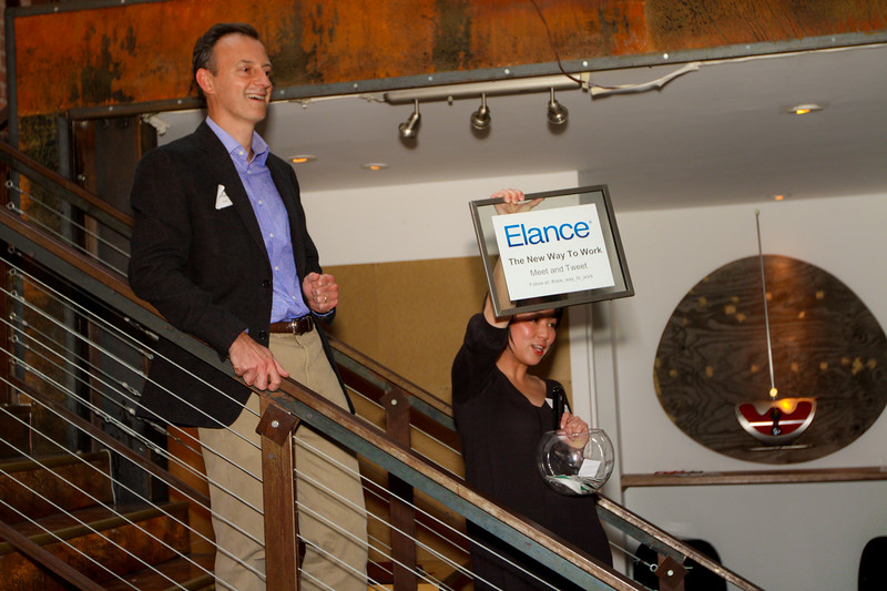 Elance Meet and Tweet: Varnish Art Gallery - Sept 2009