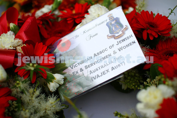 VAJEX Remembrance Day 2013