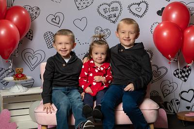 Hill Family Valentine