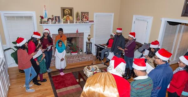 Holy Family Carol 2018