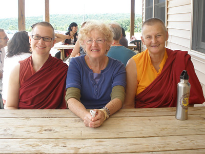 Australian Sangha at New York Retreat