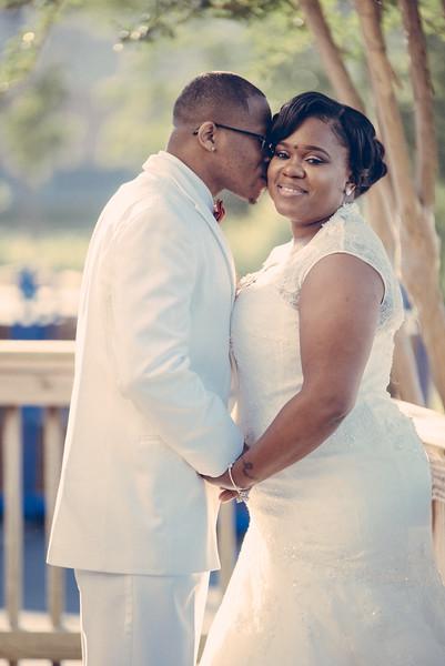 Jikarryon and Myron Wedding day