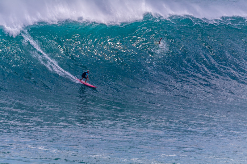 Thumping big at Uluwatu, Bali
