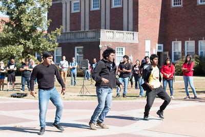 Bollywood Flash Mob