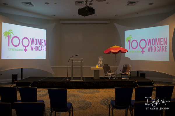 100 Women who Care ~ 7th March 2018
