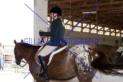 English Equitation Pattern  110508