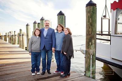 Downtown Annapolis Family - 11.8.15