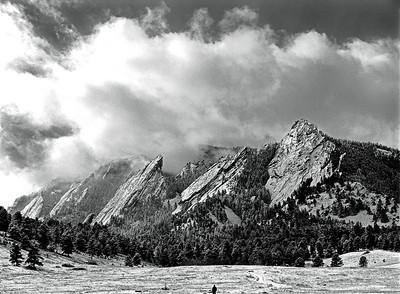 Landscapes / Boulder