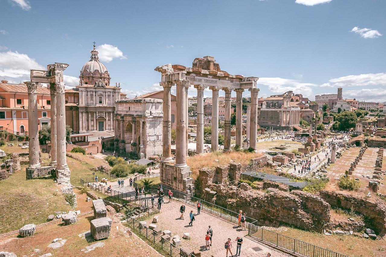 永恆之城 羅馬 The Eternal City -Rome by 旅行攝影師 張威廉 Wilhelm Chang