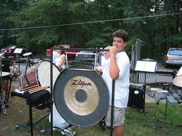 2003-07-25: Band Camp (Day 5)