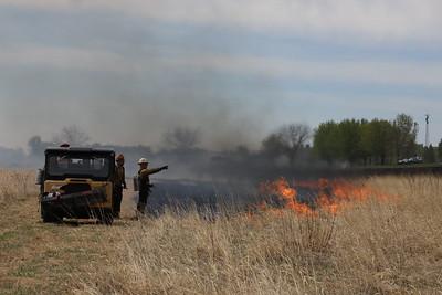 Controlled Burn Arboretum 2020