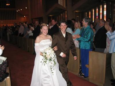 2004.09.18 Saturday - Michelle Harmon & Neil Lockett's wedding in Sacramento