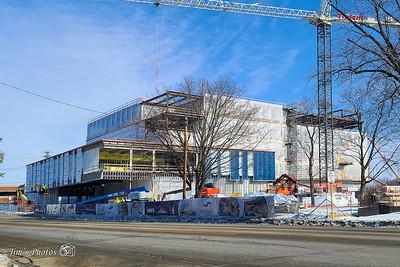Buildings - SSM Health South Madison Campus - Building Construction Pt-1  [d] Winter 2020