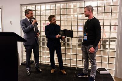 Berg Award 2018