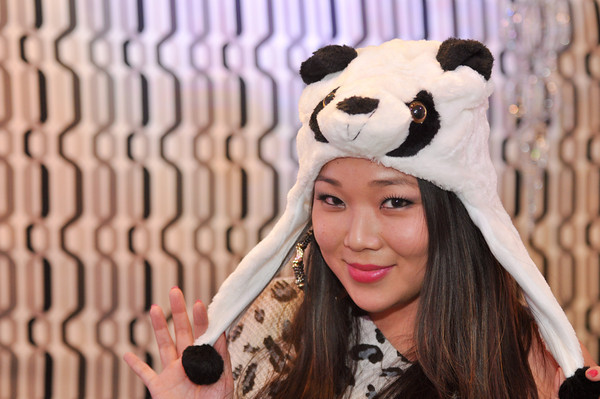 Jenny Kim Bday on Ice 12.10.11