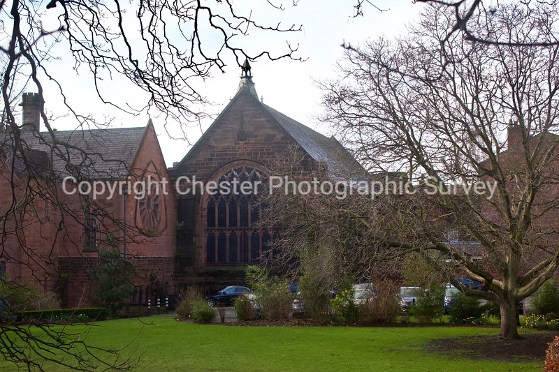 Refectory Café: Chester Cathedral: St Werburg Street