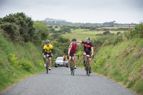 Pembrokeshire Charity Bike Ride 2017