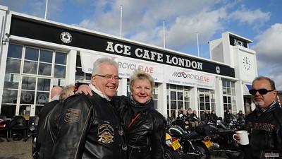 Ace Cafe, 3 Nov 2013