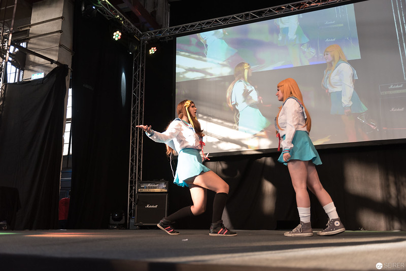Cosplay Contest auf der AniNite 2018