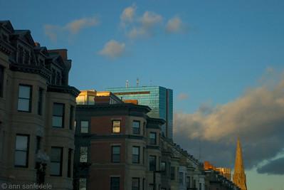 Visiting Boston - Dec 2011