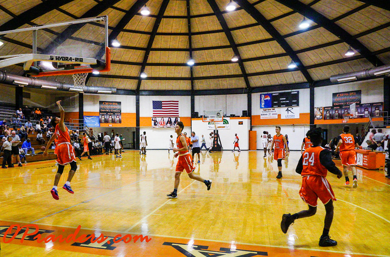 Basketball: Boys Orange & White Game
