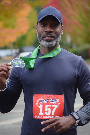 Fall City Half Marathon and 10K