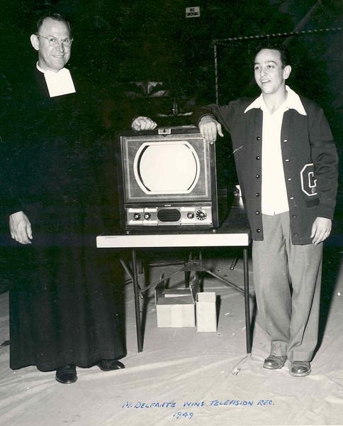 1949, Television Receiver Winner