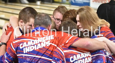 Camanche, Central DeWitt state bowling 2020