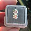 2.88ctw Old European Cut Diamond Pair, GIA I/VVS2 &  GIA H VS1 17