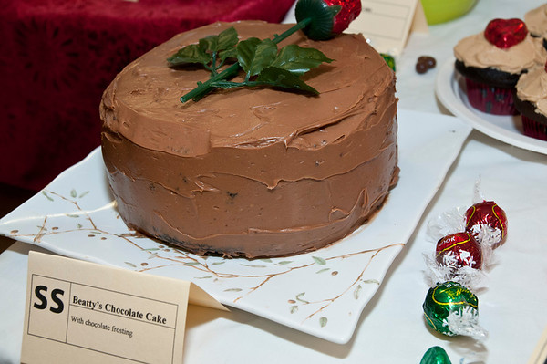 Hartland's Chocolate Auction